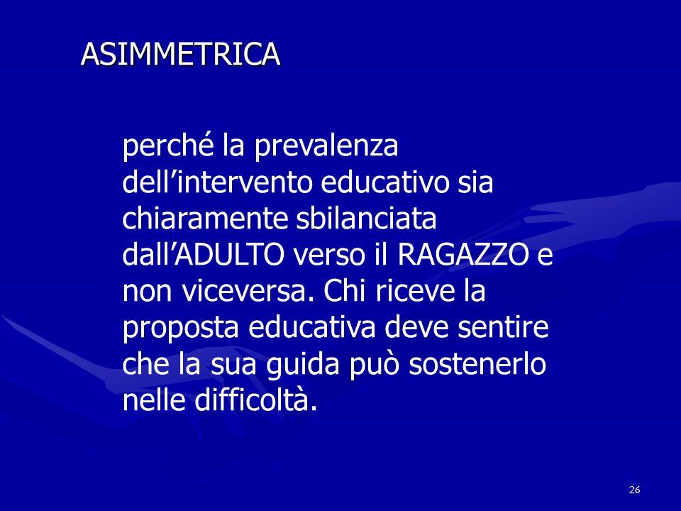 ASIMMETRICA