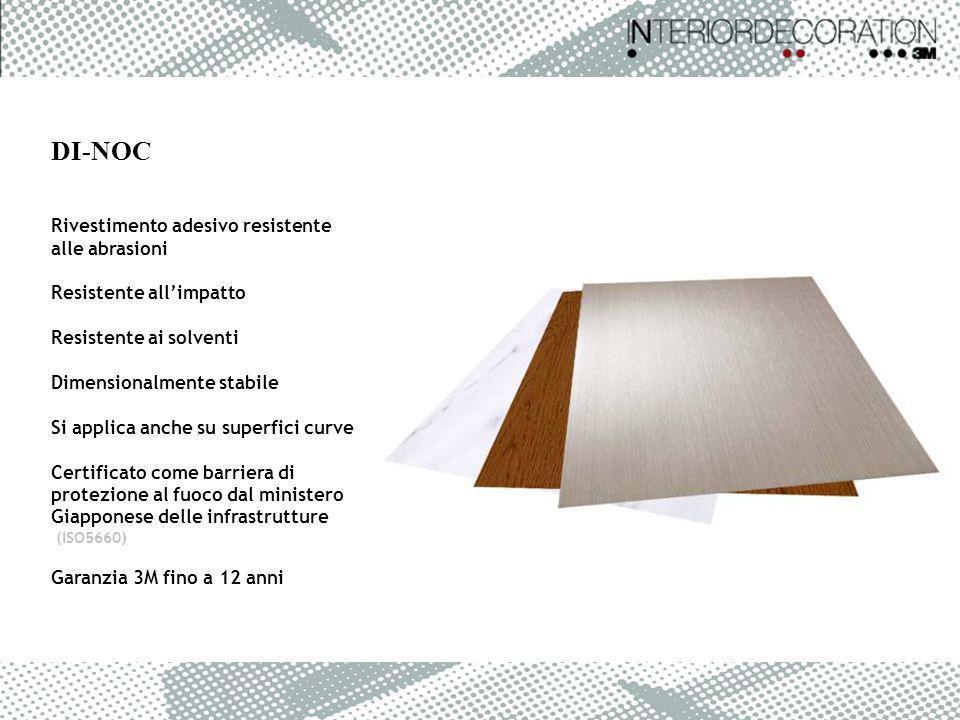 DI-NOC Rivestimento adesivo resistente alle abrasioni