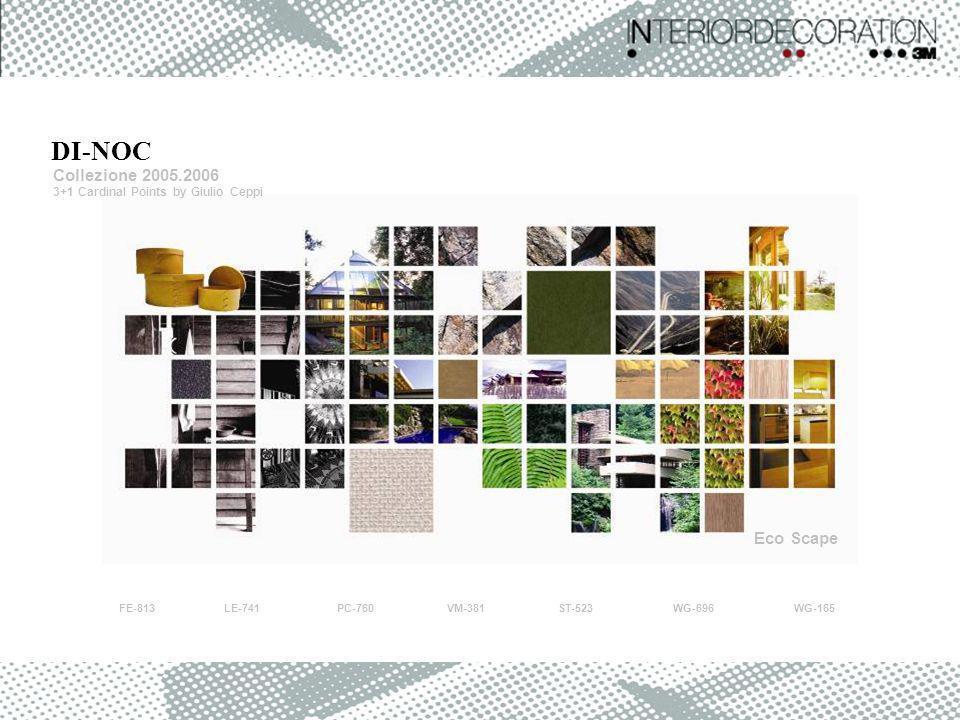 DI-NOC Collezione 2005.2006 Eco Scape