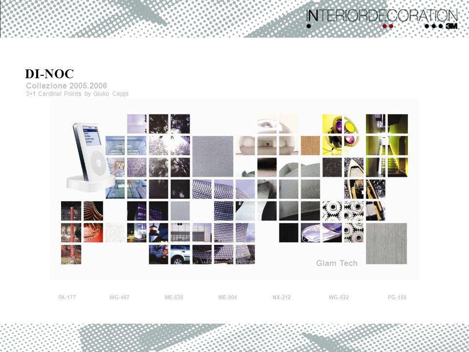DI-NOC Collezione 2005.2006 Glam Tech