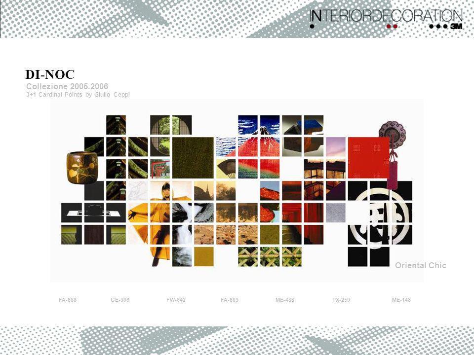 DI-NOC Collezione 2005.2006 Oriental Chic