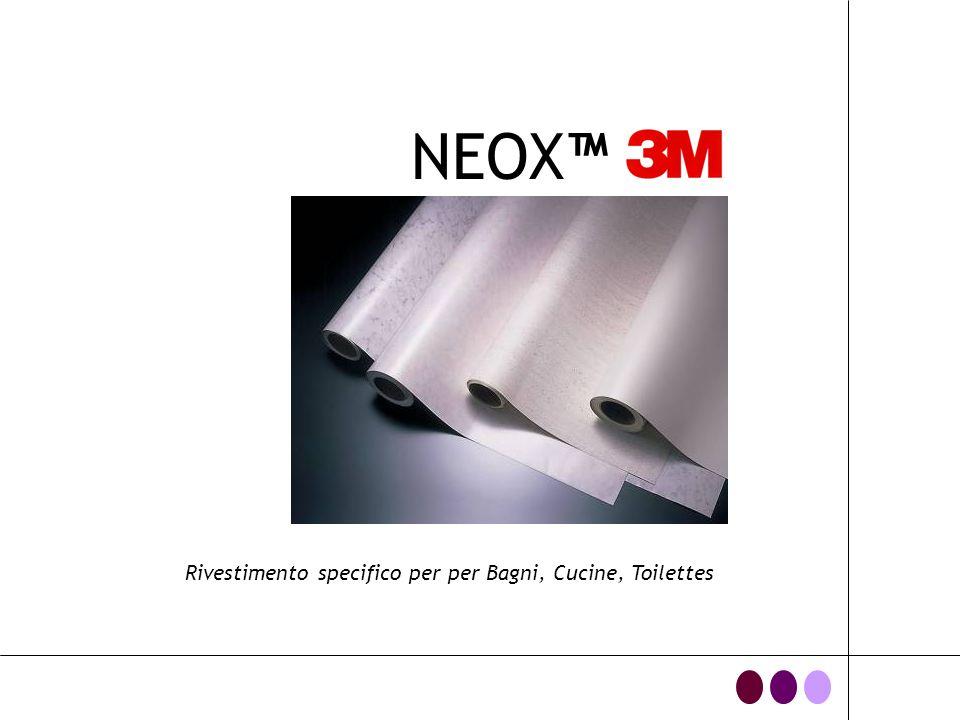 NEOX™ Rivestimento specifico per per Bagni, Cucine, Toilettes