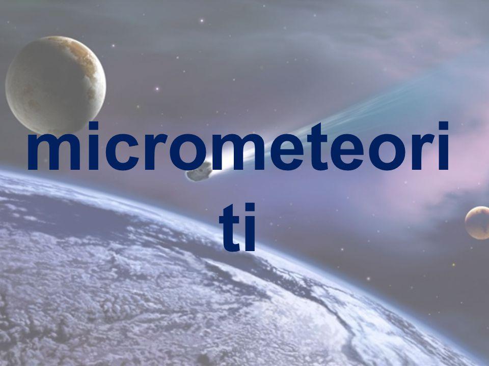 micrometeoriti