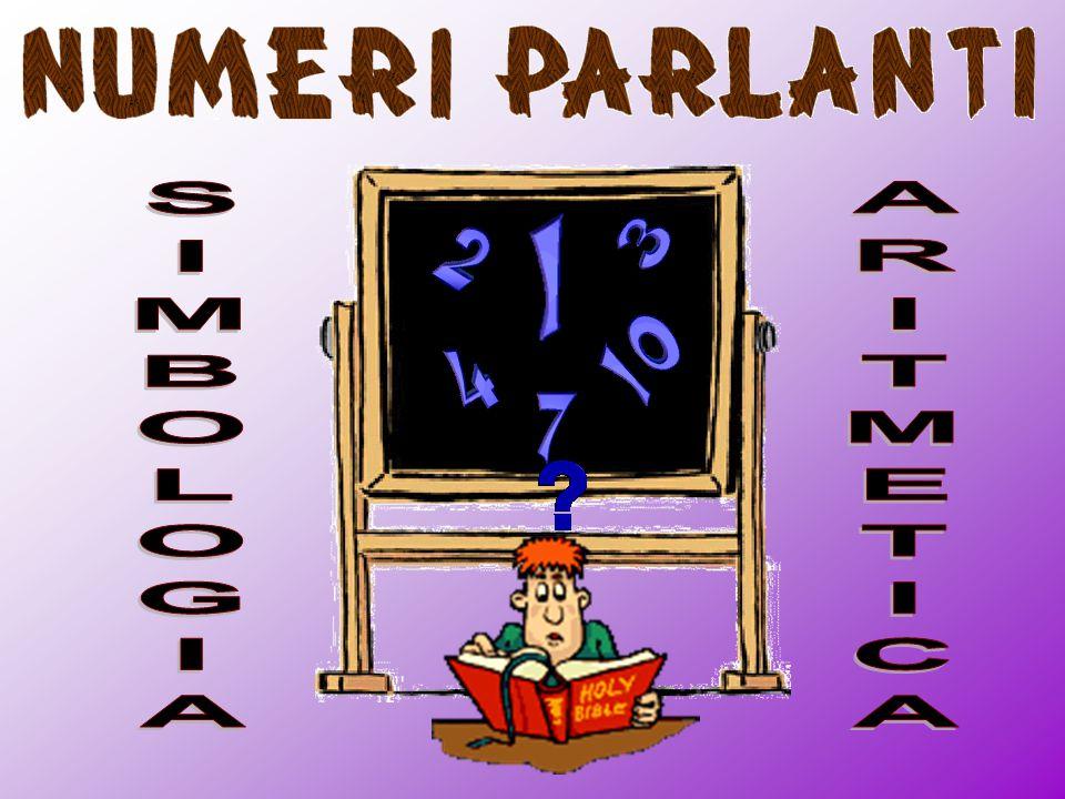 SIMBOLOGIA ARITMETICA