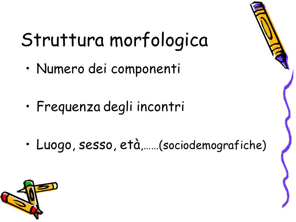 Struttura morfologica