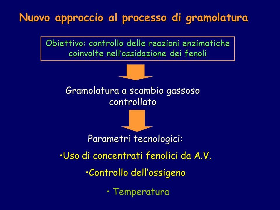 Nuovo approccio al processo di gramolatura