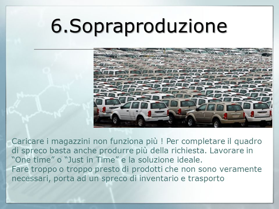 6.Sopraproduzione