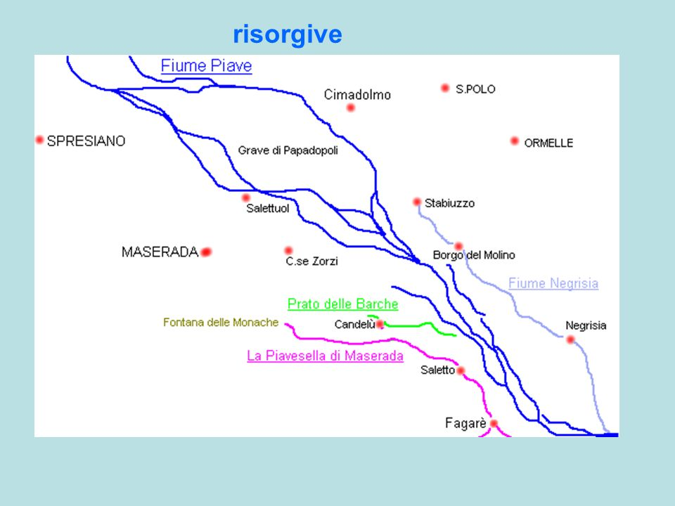 risorgive