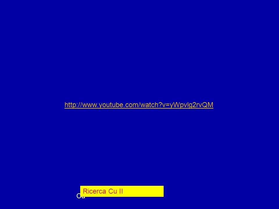 http://www.youtube.com/watch v=yWpvlg2rvQM Ricerca Cu II Cu
