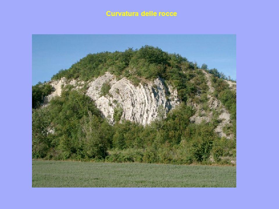 Curvatura delle rocce