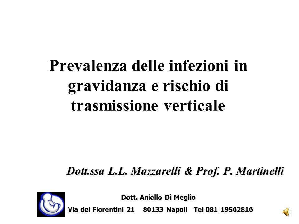 Dott.ssa L.L. Mazzarelli & Prof. P. Martinelli