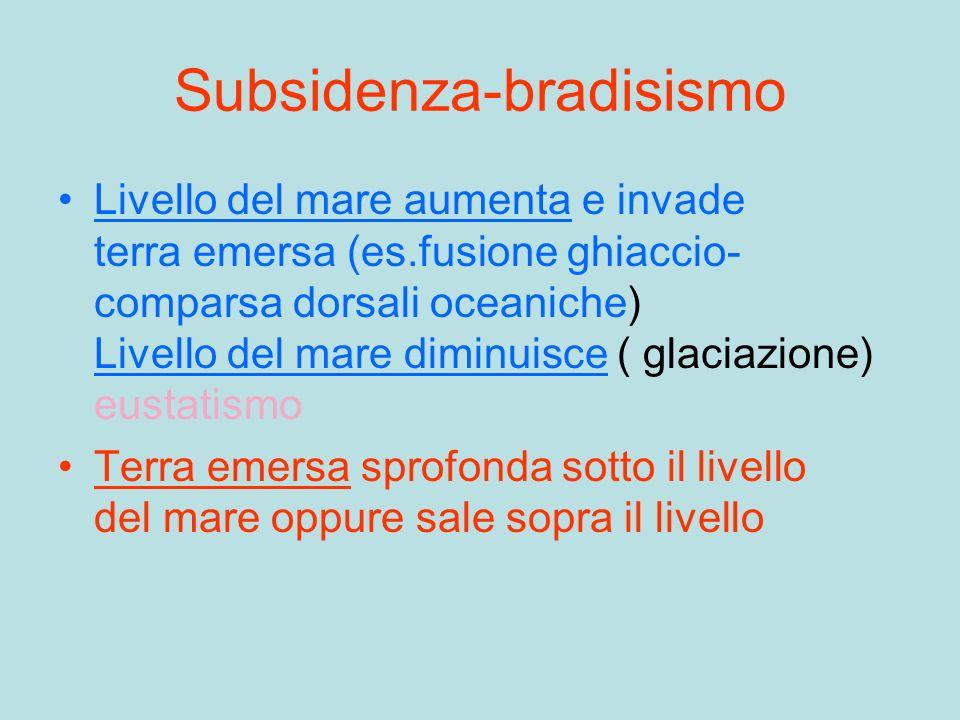 Subsidenza-bradisismo