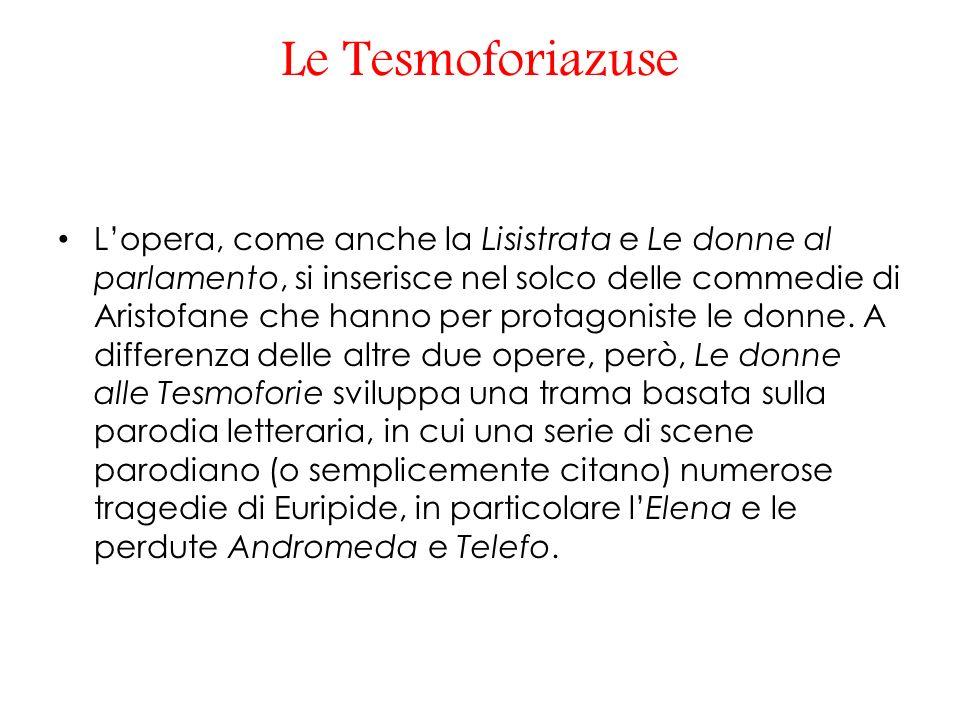 Le Tesmoforiazuse