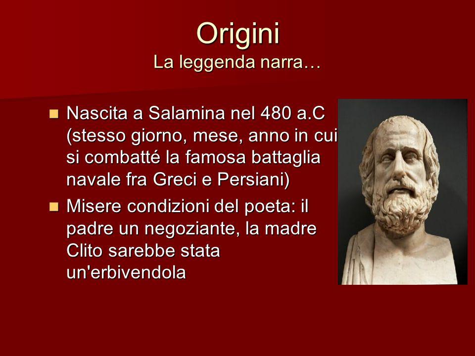 Origini La leggenda narra…