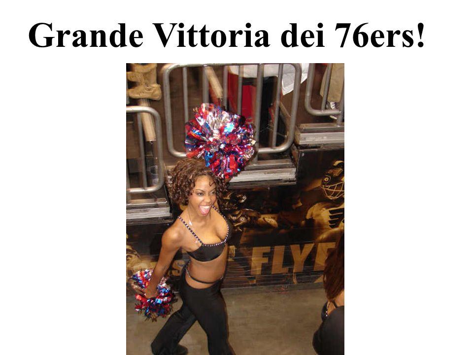 Grande Vittoria dei 76ers!