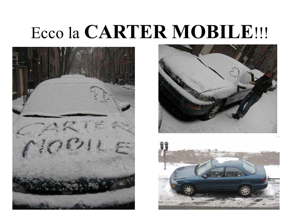 Ecco la CARTER MOBILE!!!