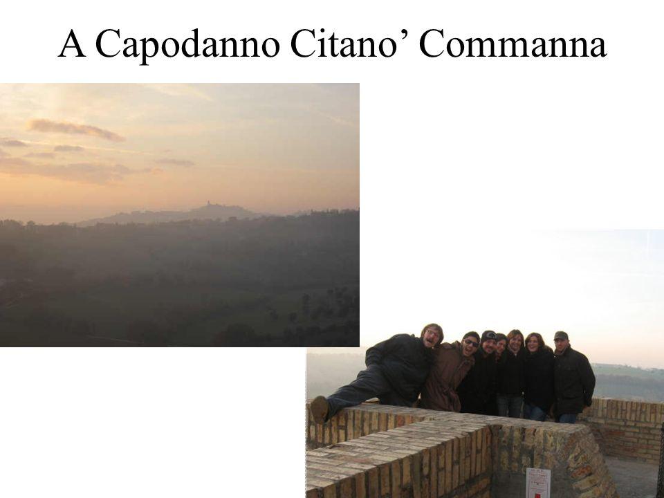 A Capodanno Citano' Commanna