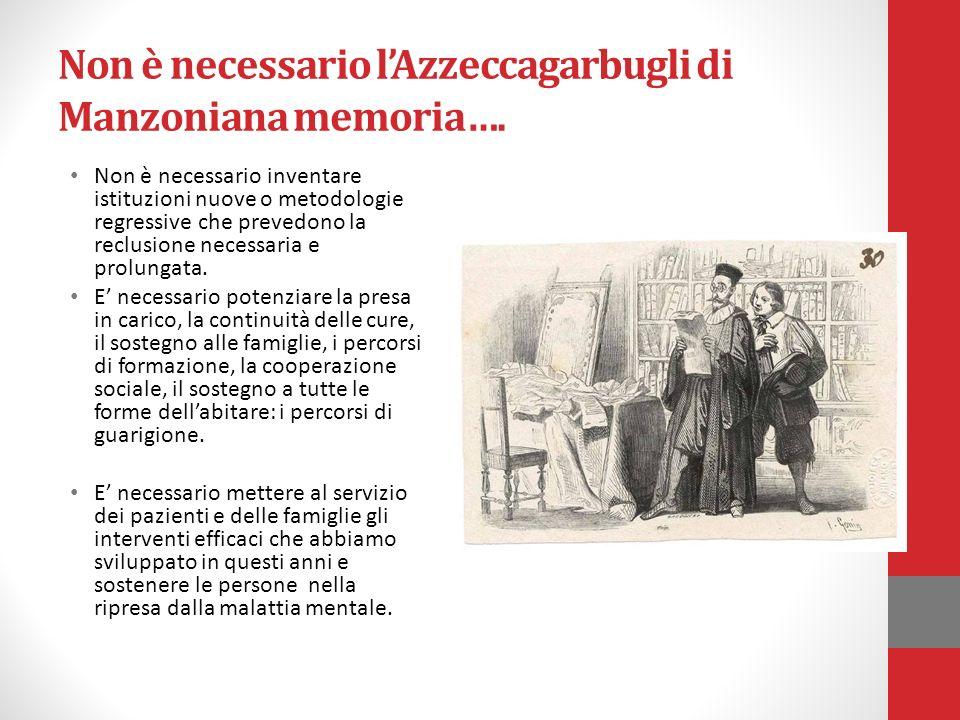 Non è necessario l'Azzeccagarbugli di Manzoniana memoria….