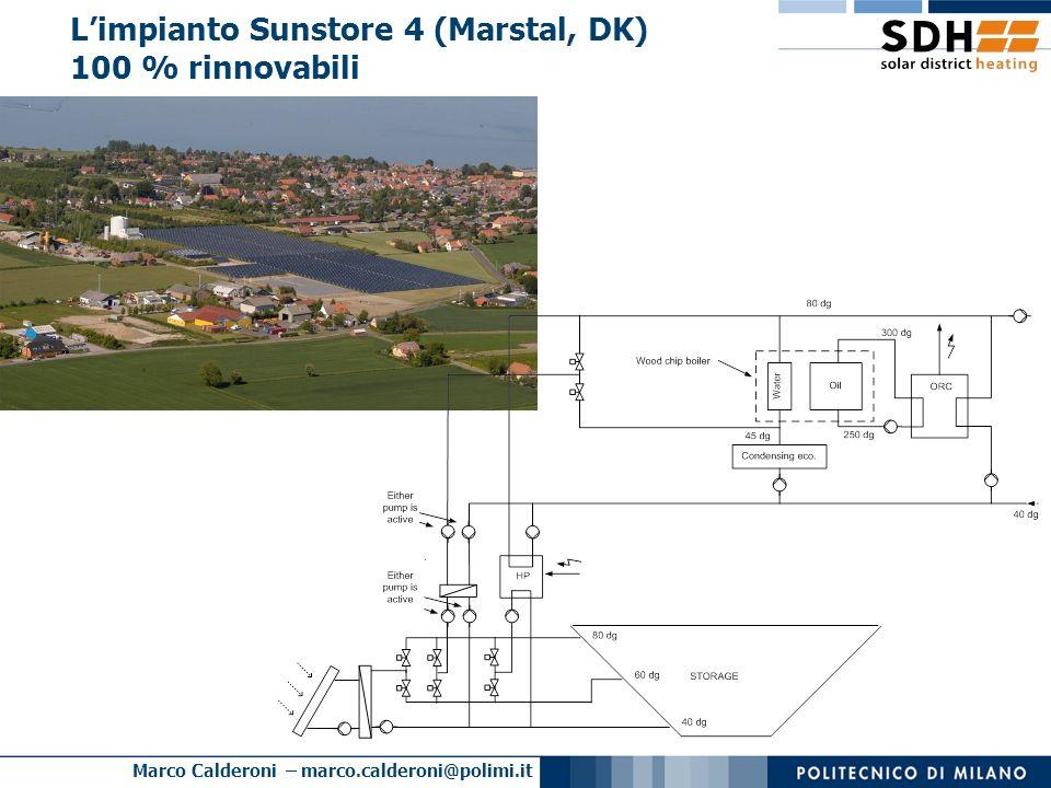 L'impianto Sunstore 4 (Marstal, DK) 100 % rinnovabili