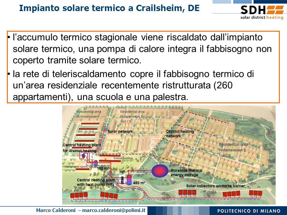 Impianto solare termico a Crailsheim, DE