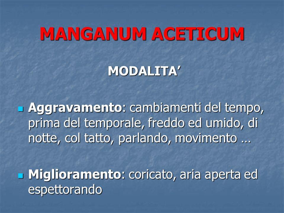MANGANUM ACETICUM MODALITA'