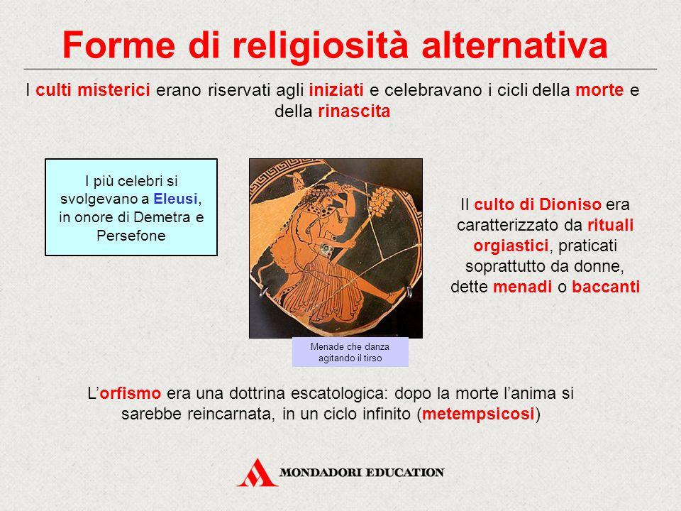 Forme di religiosità alternativa