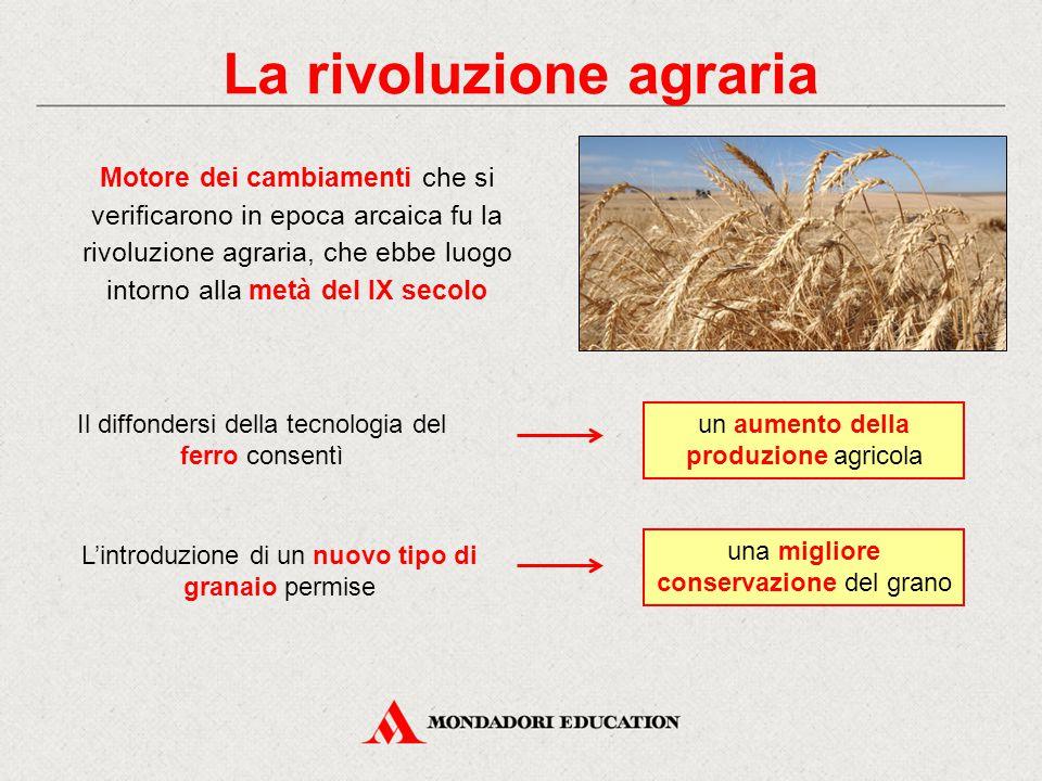 La rivoluzione agraria