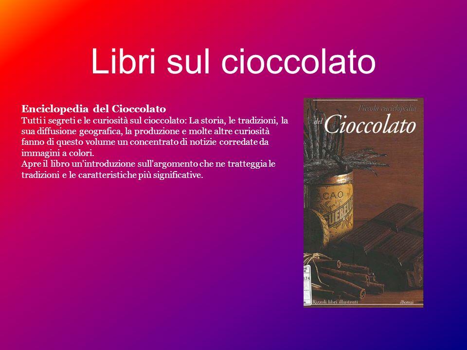 Libri sul cioccolato