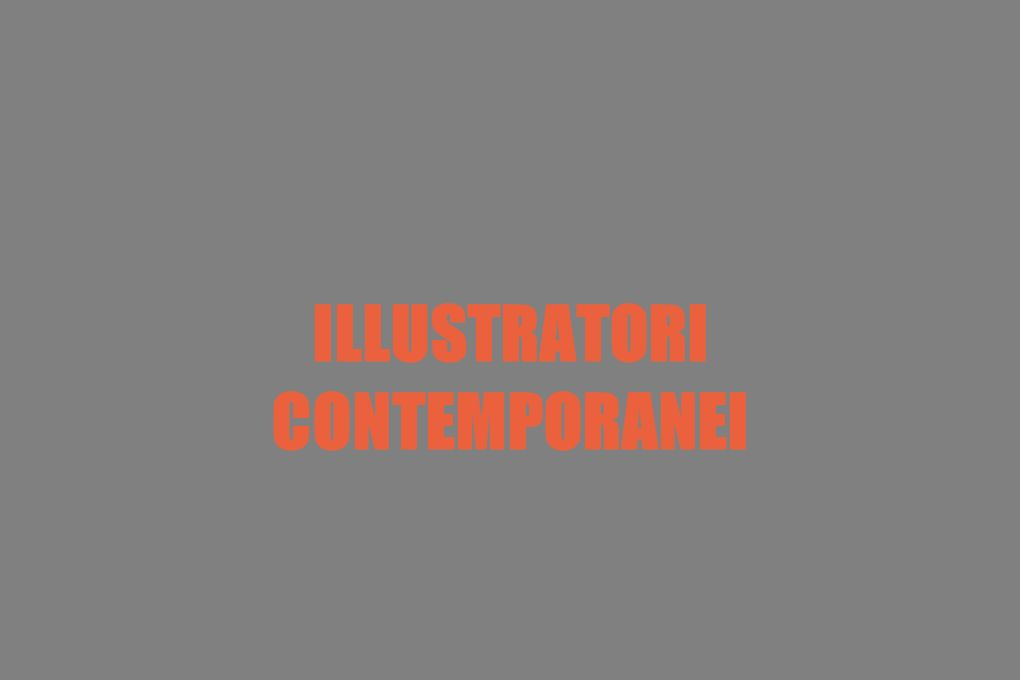 ILLUSTRATORI CONTEMPORANEI