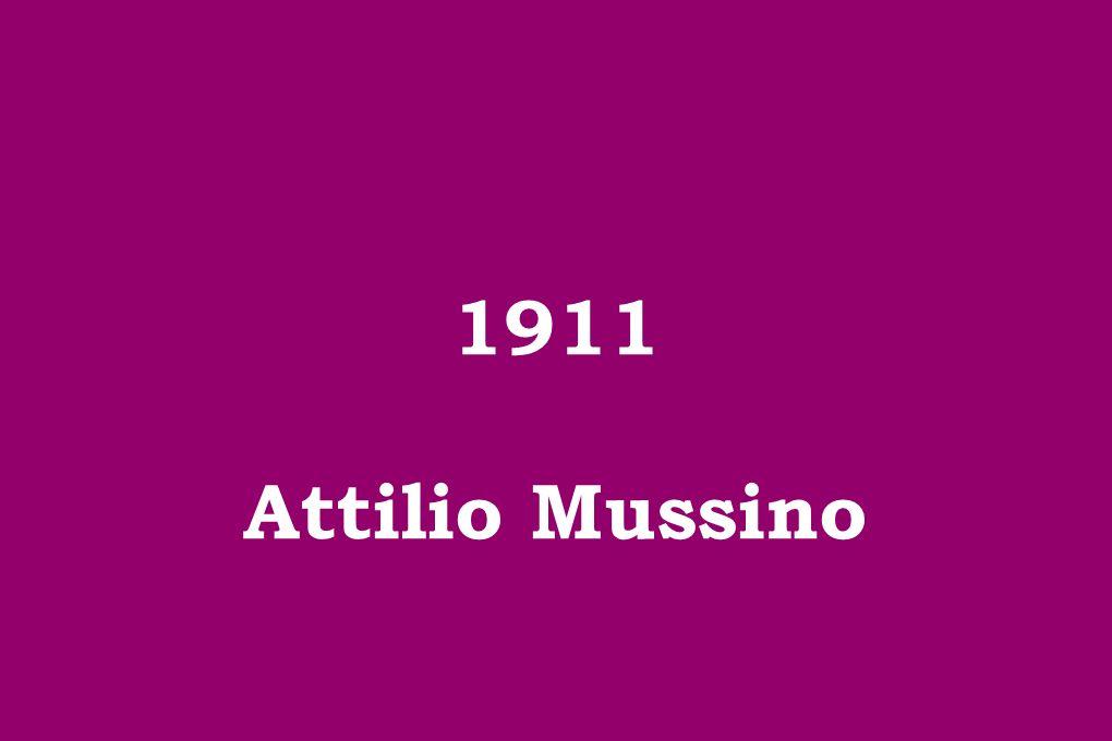 1911 Attilio Mussino