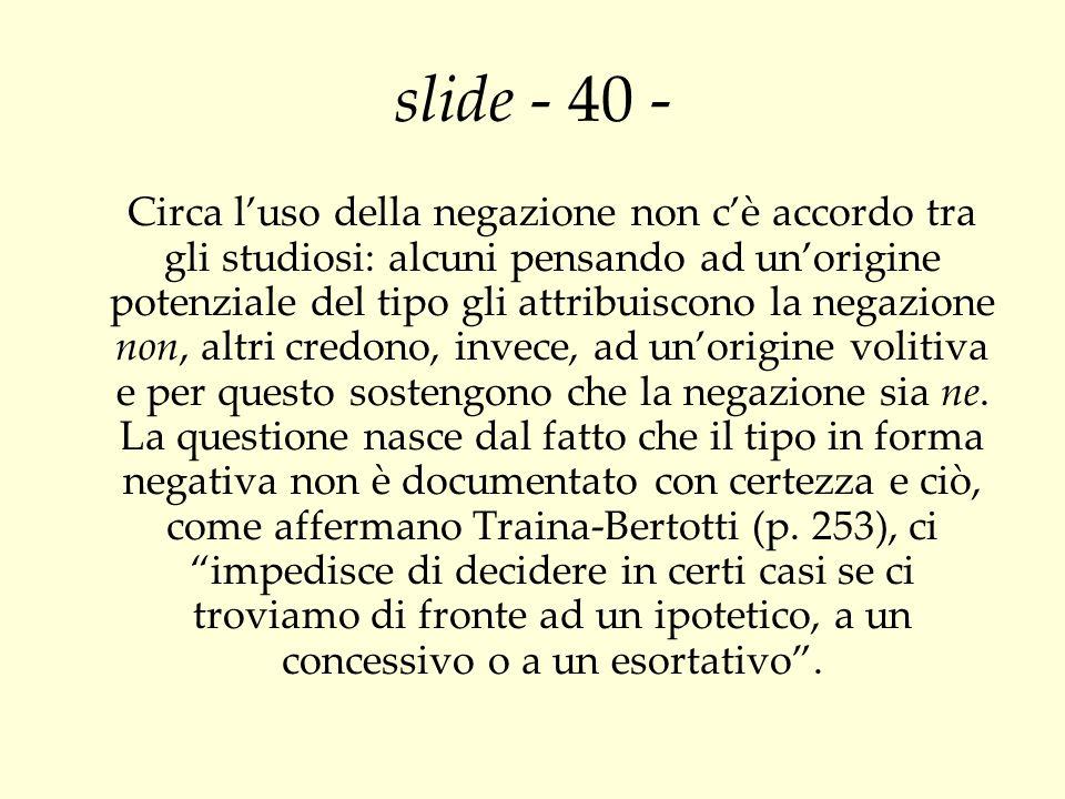slide - 40 -