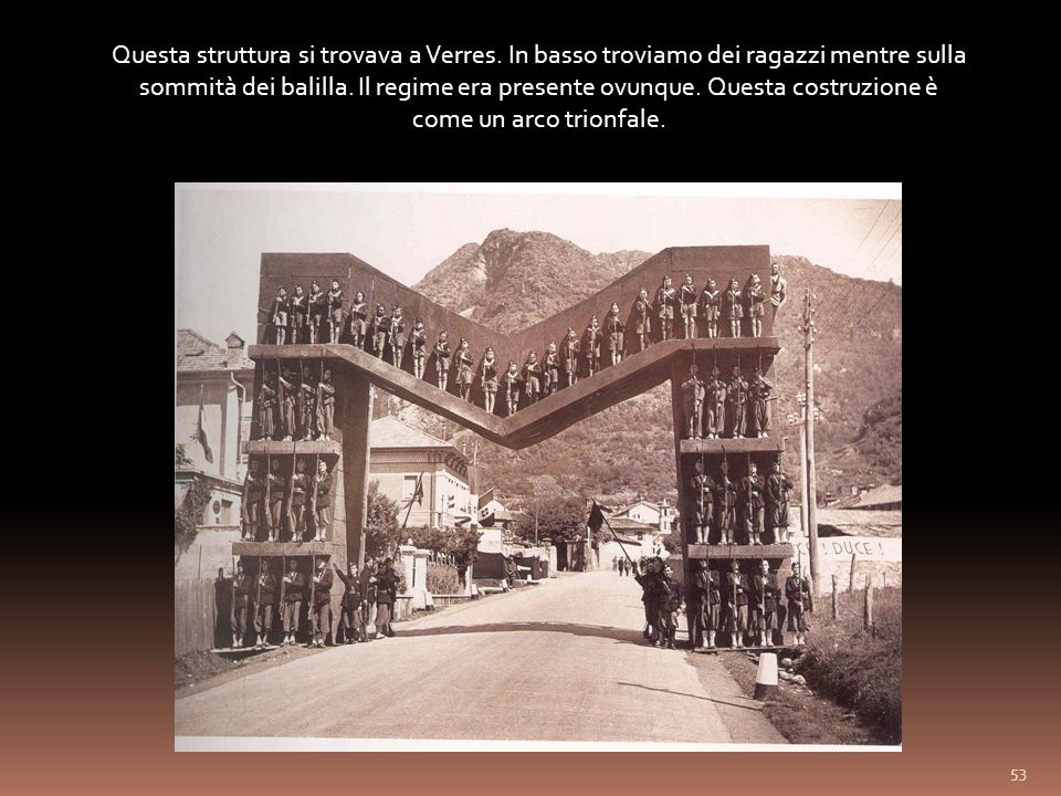 Questa struttura si trovava a Verres