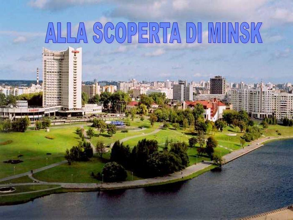 ALLA SCOPERTA DI MINSK