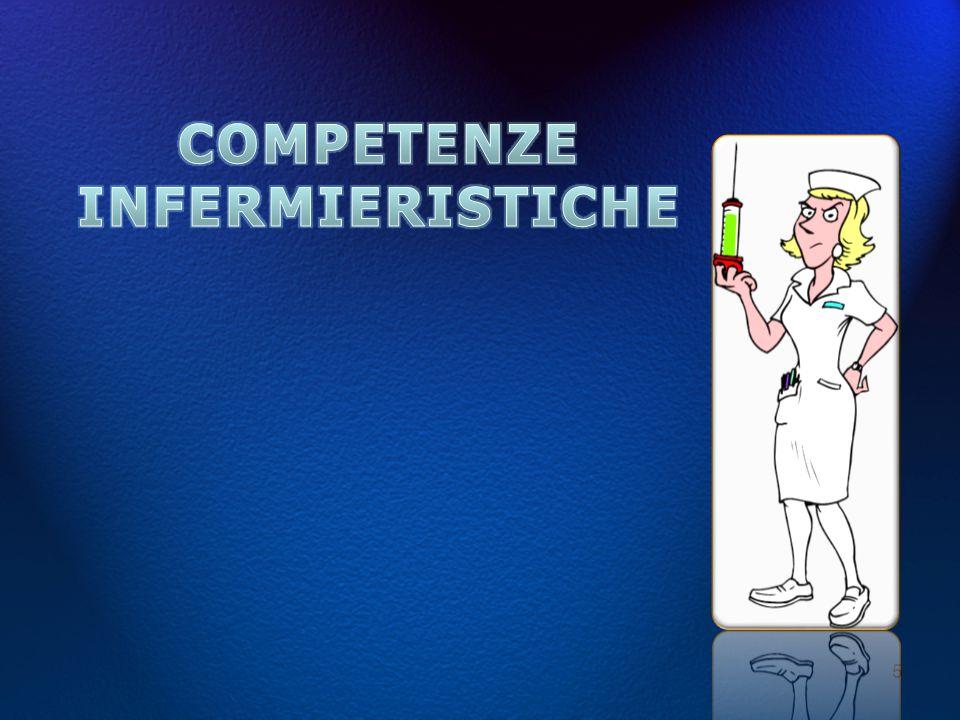 COMPETENZE INFERMIERISTICHE