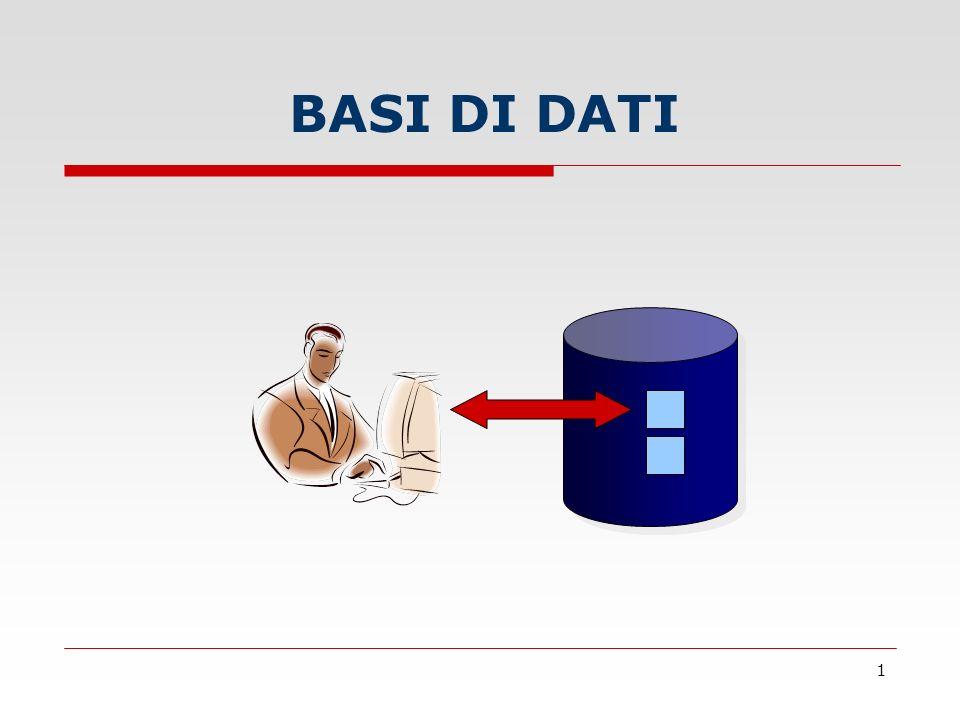 BASI DI DATI 1 1