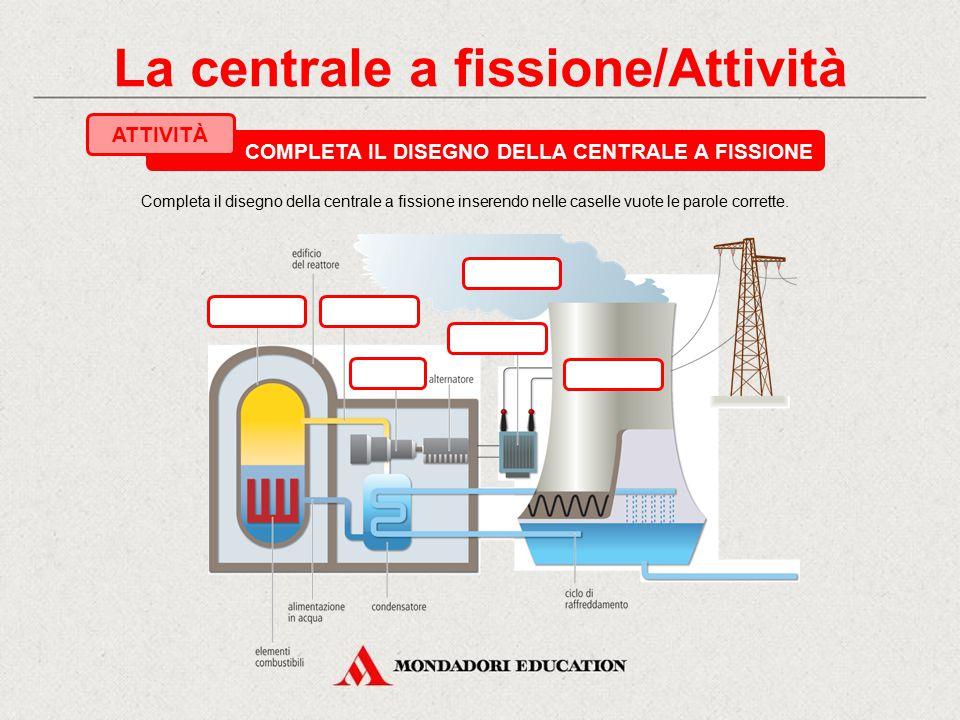La centrale a fissione/Attività