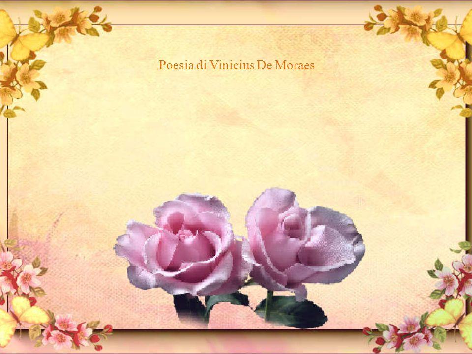 Poesia di Vinicius De Moraes