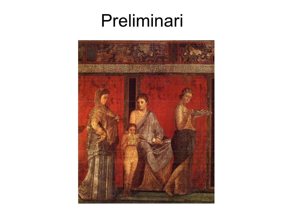 Preliminari