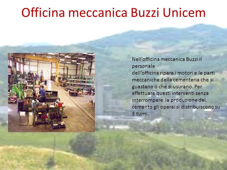 Officina meccanica Buzzi Unicem