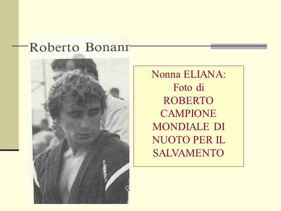ROBERTO CAMPIONE MONDIALE DI