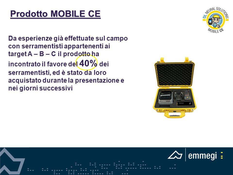 Prodotto MOBILE CE