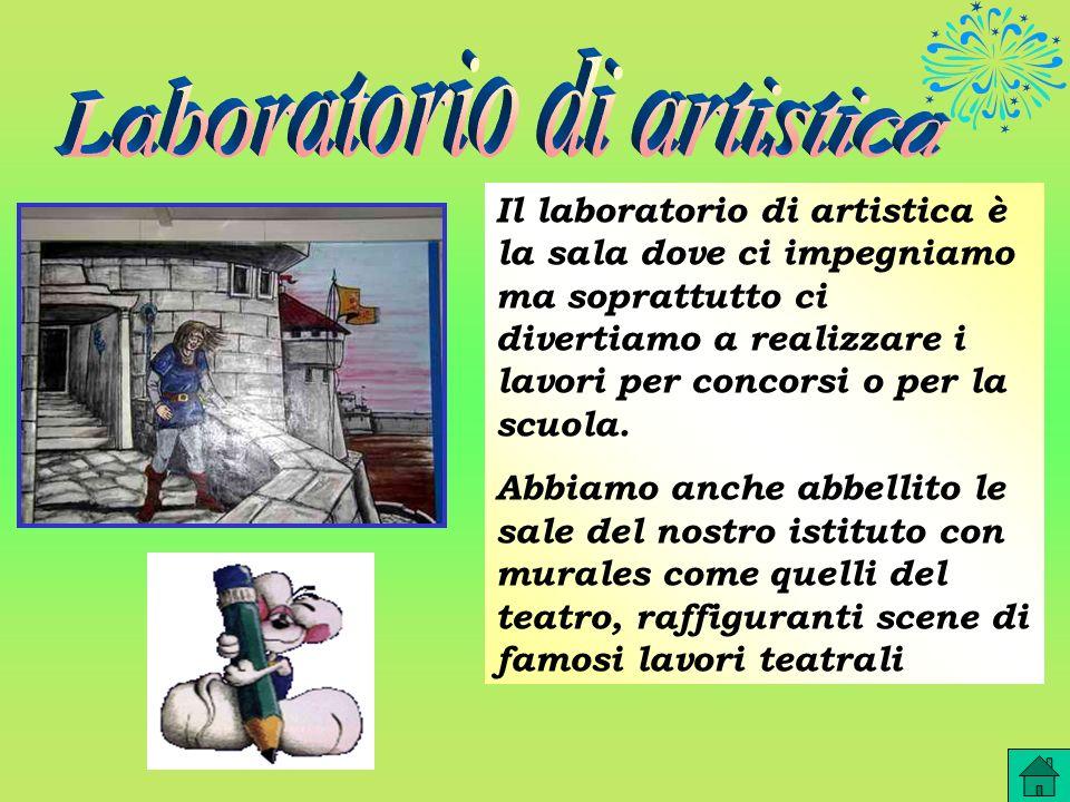 Laboratorio di artistica