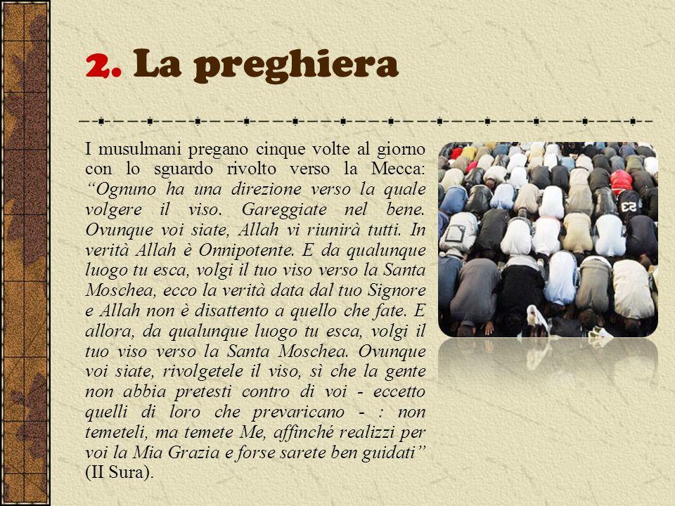 2. La preghiera