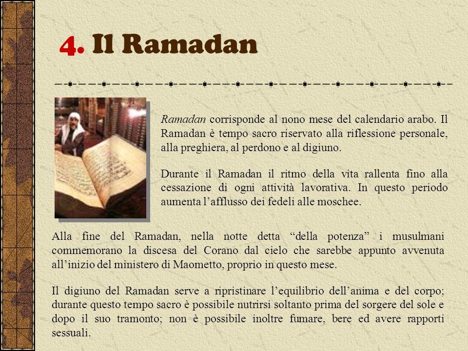 4. Il Ramadan