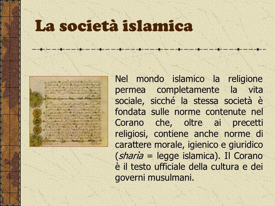 La società islamica