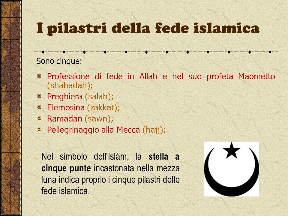 I pilastri della fede islamica