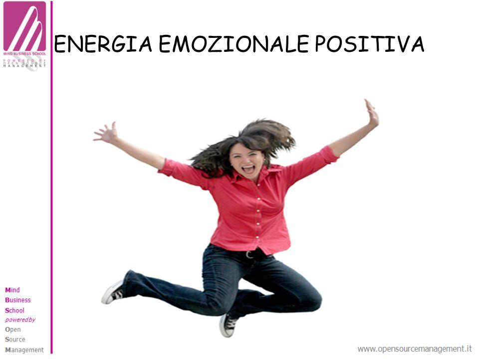 ENERGIA EMOZIONALE POSITIVA