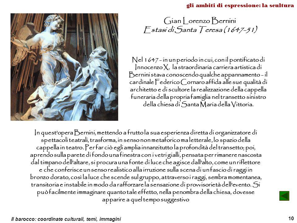 Estasi di Santa Teresa (1647-51)