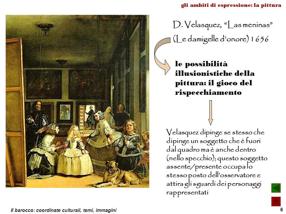 gli ambiti di espressione: la pittura