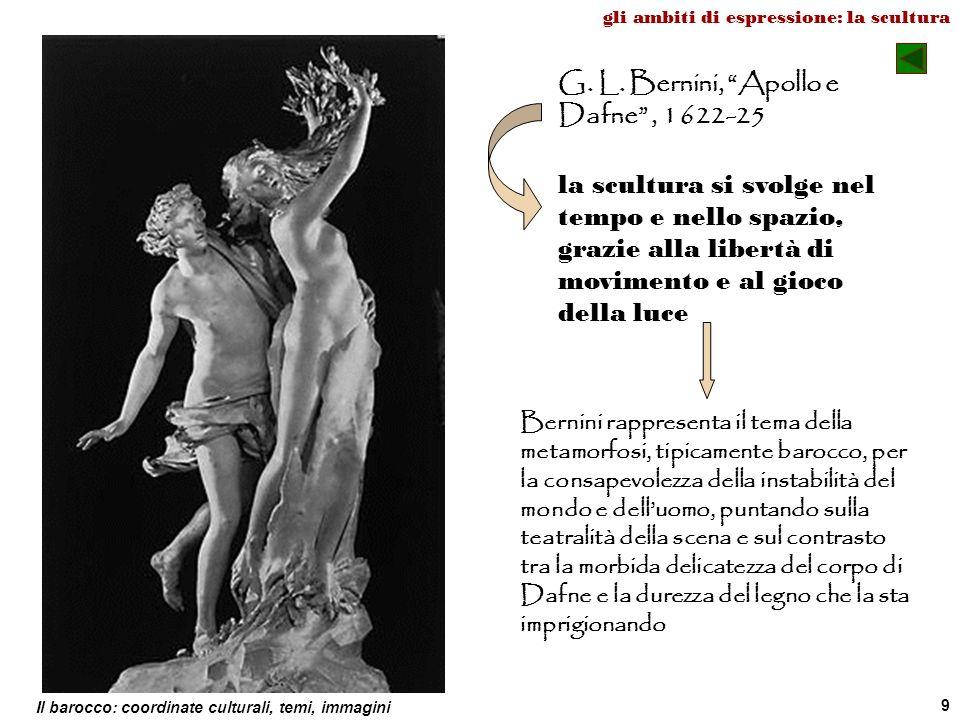 gli ambiti di espressione: la scultura